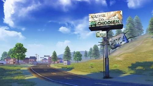 荒野行动四种游戏风格更新,画面终于看得过去了[多图]图片4
