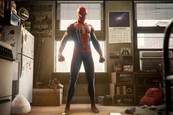 蜘蛛侠同名游戏PS4独占 2018年9月28日发售[多图]图片1
