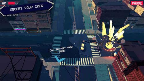经典街机赛车竞速游戏 极速逃亡2正式登录移动双平台[多图]图片1