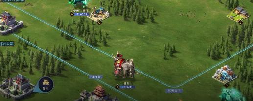 真龙霸业军团堡垒怎么迁移?军团堡垒迁移方法[多图]