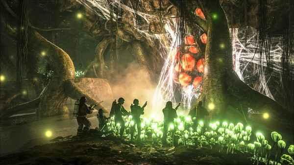 方舟生存进化手游预计春季登录双平台 游戏本体提供免费下载[多图]图片2