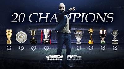 经典3D足球经营策略手游 ChampionEleven测试预约正式开启[多图]图片1