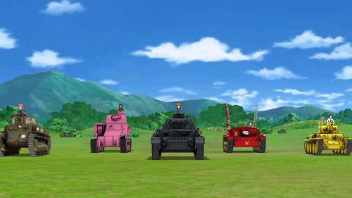 少女与战车手游制作消息宣布 以动画世界为背景的少女道养成游戏[多图]图片2