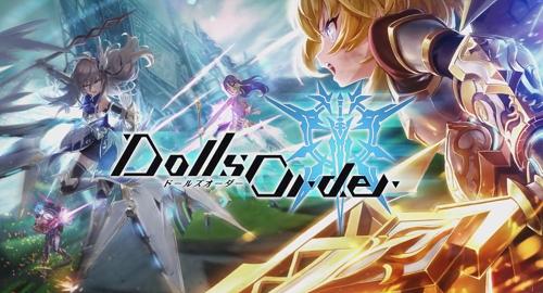 Dolls Order正式上架双平台 预约注册人数已突破50万[多图]图片1