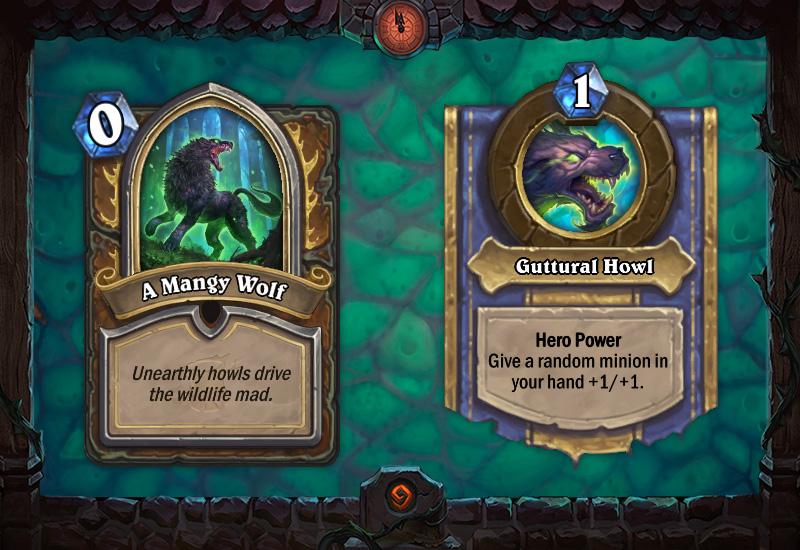 炉石传说怪物狩猎BOSS介绍,女巫森林冒险模式攻略[多图]图片4