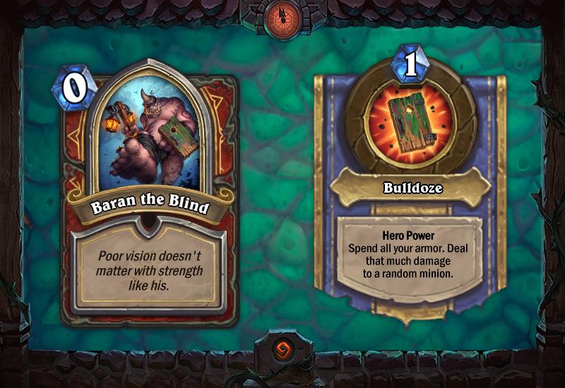 炉石传说怪物狩猎BOSS介绍,女巫森林冒险模式攻略[多图]图片6