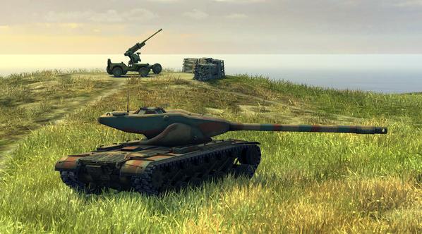 《坦克世界闪电战》20号公布最新迷你粉色皮肤,这伪装性堪忧[多图]图片3