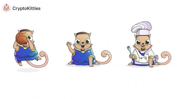 斯蒂芬·库里与谜恋猫合作推出体育收藏品[多图]图片1
