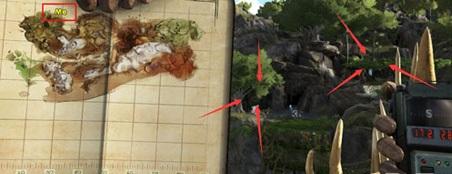 方舟生存进化石头人怎么训?石头人刷新位置[多图]图片2