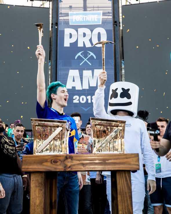堡垒之夜首届PRO-AM邀请赛 全明星赛最终赛果[多图]图片5