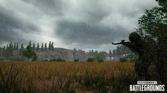 绝地求生新对抗模式弹无虚发本周上线:带4倍镜98K、天气模式雨中对狙[多图]图片1