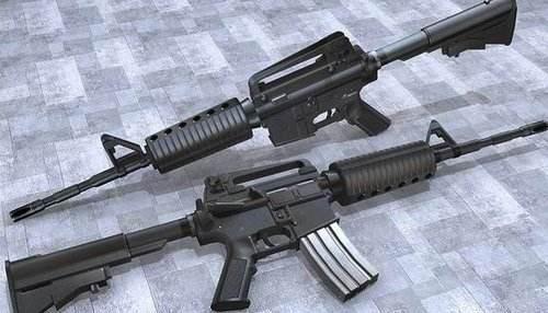 绝地求生两把新枪上线:新枪AK15、M4A1卡宾枪加入步枪阵营[多图]图片3