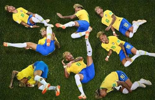 巴西内马尔滚出手游了?《滚动尼玛》了解一下[多图]图片1