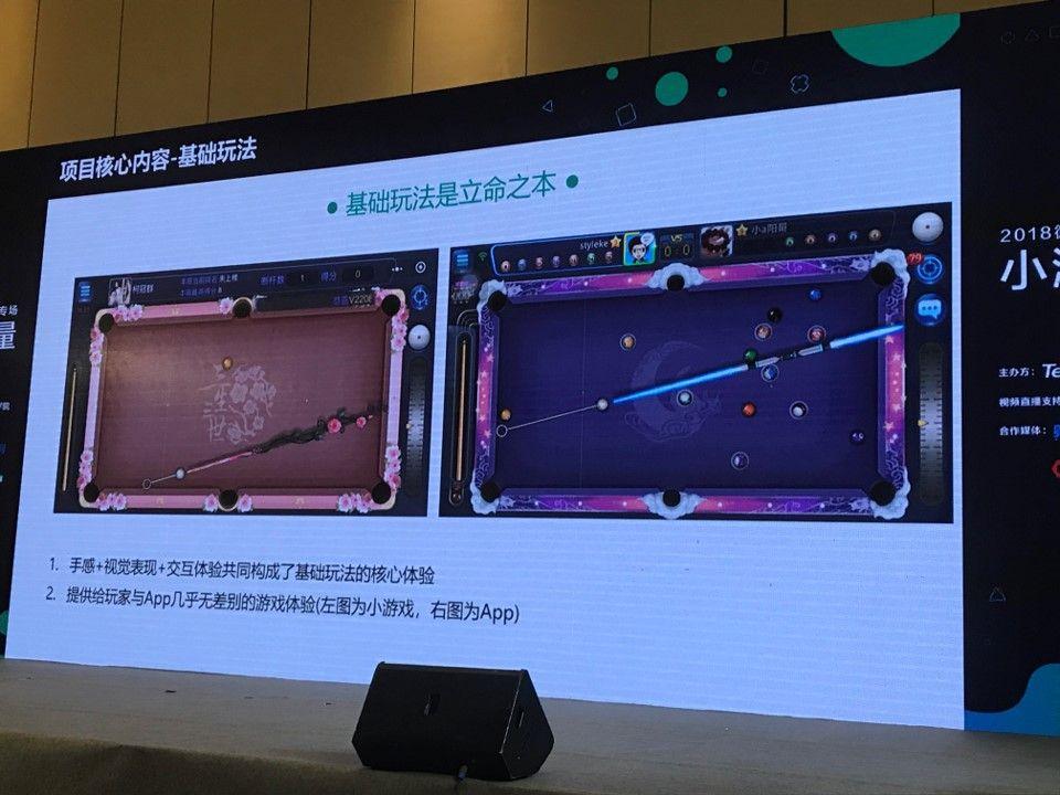 千万月收入DAU达520万:《腾讯桌球》小游戏涅槃重生之旅![多图]图片10