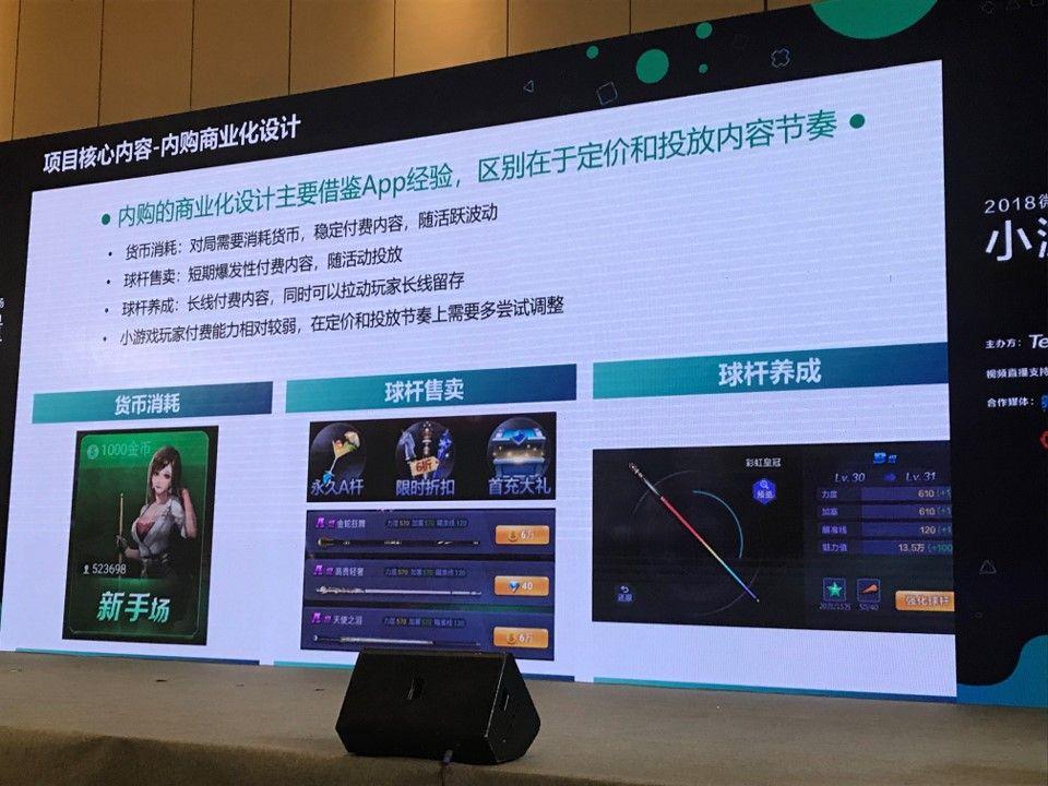 千万月收入DAU达520万:《腾讯桌球》小游戏涅槃重生之旅![多图]图片16