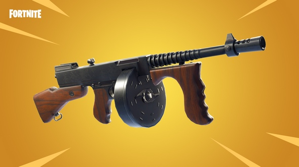 堡垒之夜手游v4.5.1版本更新 新武器汤姆逊步枪登场[多图]图片1