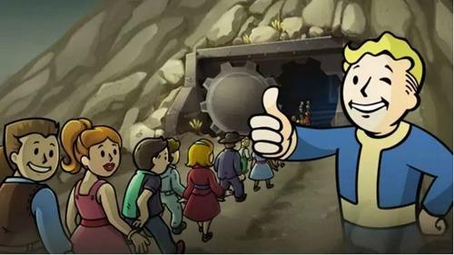 辐射避难所全球收入冲击亿元:新作辐射76不上Steam?[多图]图片1
