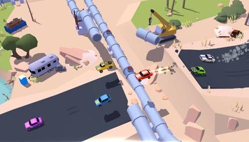 漂移风暴游戏评测:实力派赛车竞技手游[多图]图片3