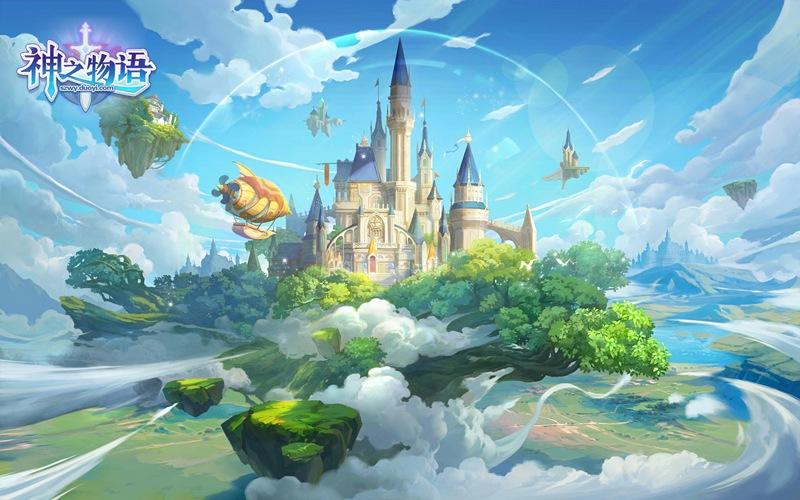神之物语手游9月6日全平台公测 魔法与骑士的世界来了[多图]图片2