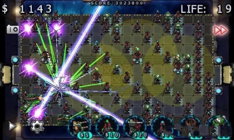 星际塔防游戏安卓手机版图5: