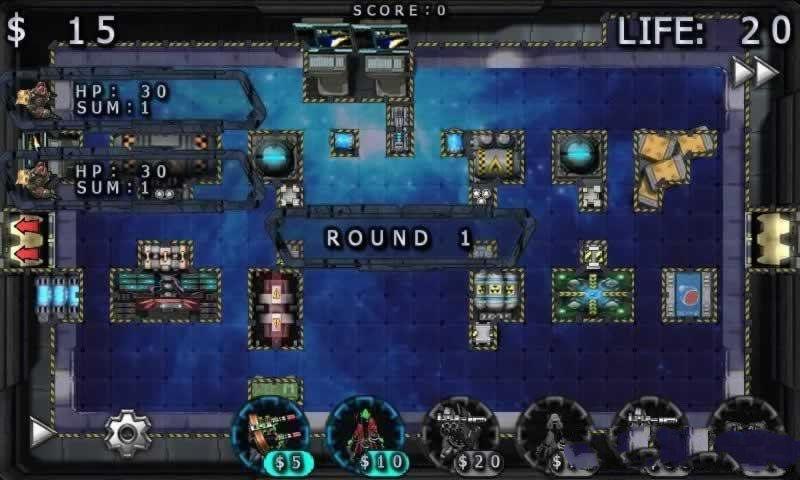 星际塔防游戏安卓手机版图4: