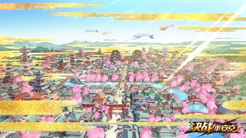 决战平安京首部CG《序幕》海报曝光[多图]图片4