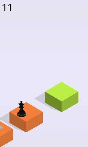 跳一跳游戏安卓版图1:
