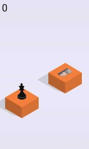 跳一跳游戏安卓版图2: