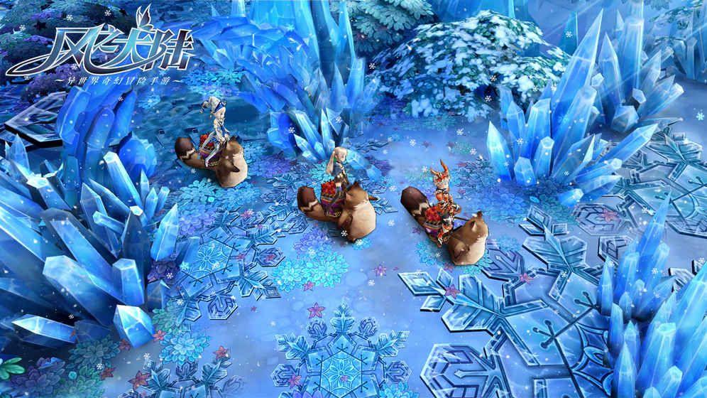 风之大陆手游官网正式版图4: