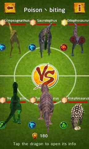 侏罗纪大冒险GO手机游戏安卓版图2: