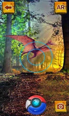 侏罗纪大冒险GO手机游戏安卓版图1: