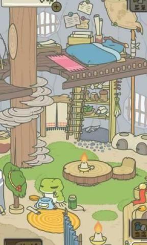 青蛙旅行攻略解锁中文汉化版下载图4: