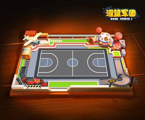 跳跃网络灌篮军团官方网站下载正版游戏安装图2:
