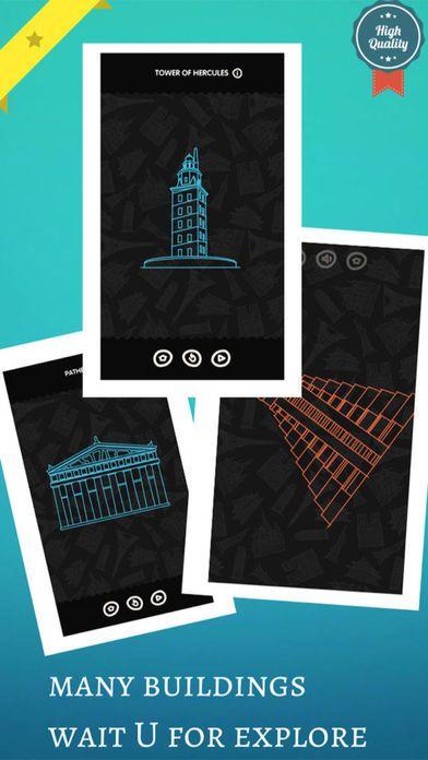 立体建筑旋转游戏官方安卓手机版下载图1: