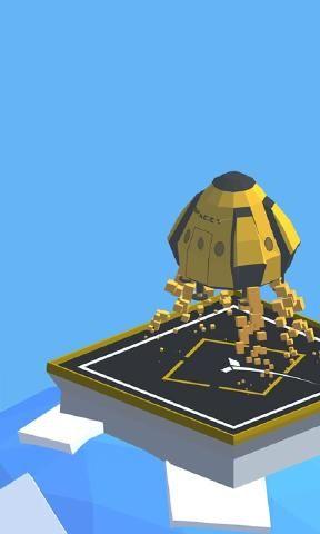 平面弹跳安卓游戏手机版下载(Icy Bounce)图3: