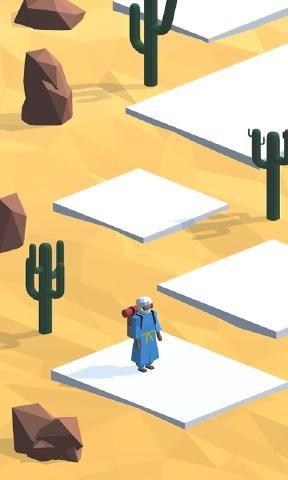 平面弹跳安卓游戏手机版下载(Icy Bounce)图1: