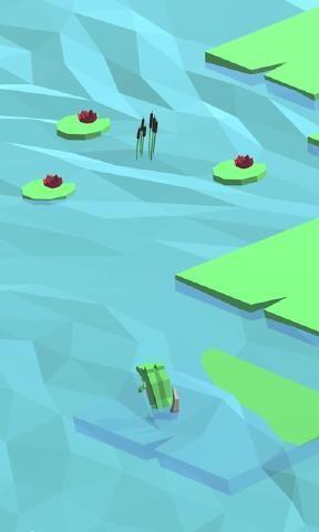 平面弹跳安卓游戏手机版下载(Icy Bounce)图4: