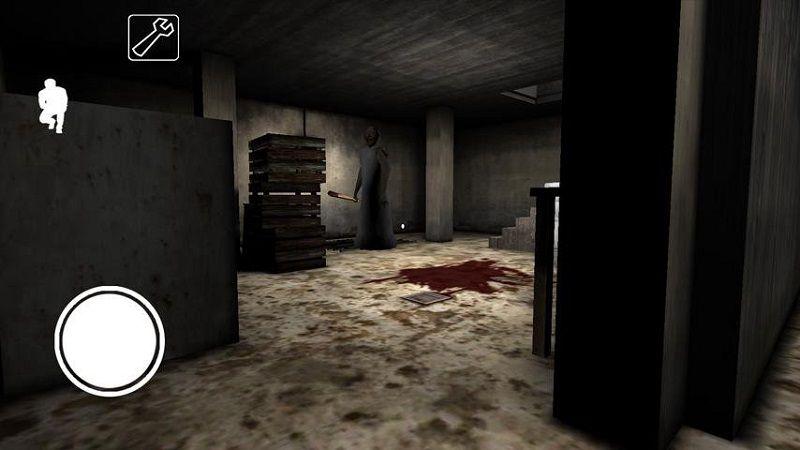 恐怖奶奶1.6.1汉化游戏无敌修改版下载图5: