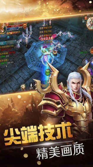 龙骑士之光游戏最新版下载图3: