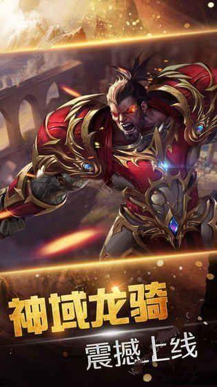 龙骑士之光游戏最新版下载图1: