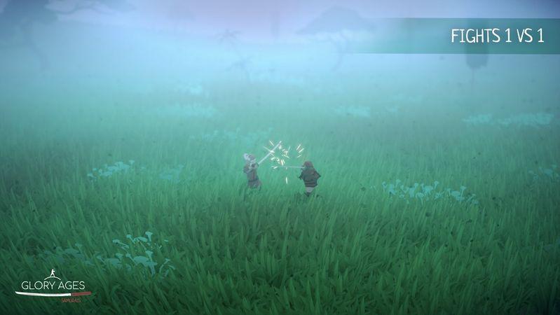 荣耀年代武士中文游戏安卓官方版下载图片2