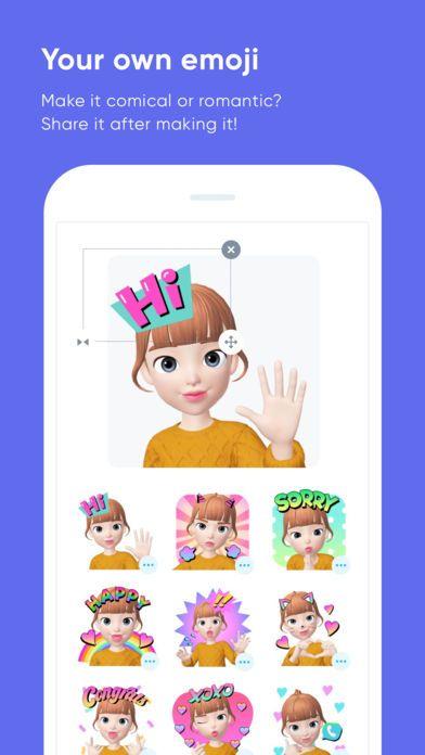 ZEPETO捏脸游戏安卓中文版图片4