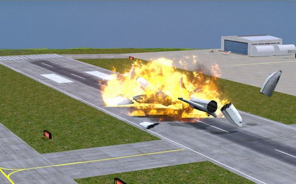 疯狂机场3d内购版图2