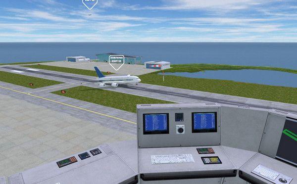 疯狂机场3d内购版图4