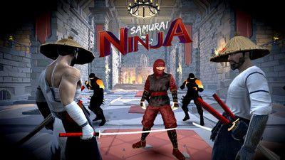 最后的武士忍者游戏图1