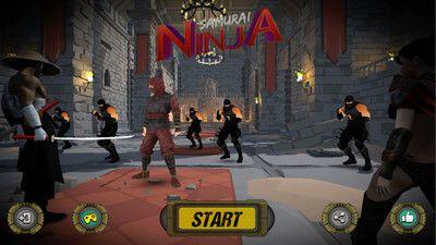 最后的武士忍者游戏图2