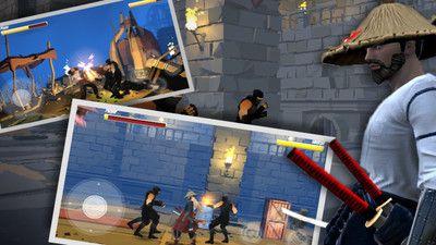 最后的武士忍者游戏图3