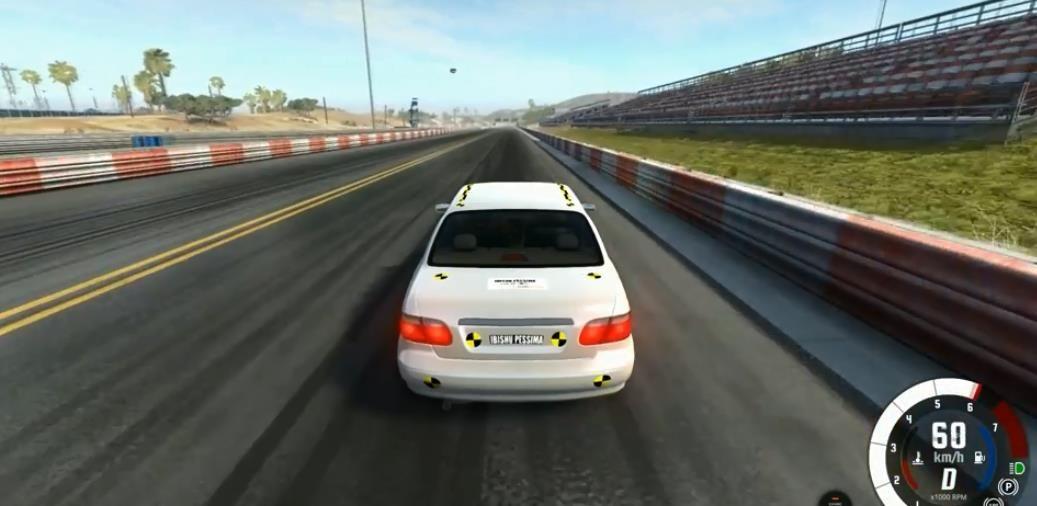 BeamNG车祸模拟器2中文版图3
