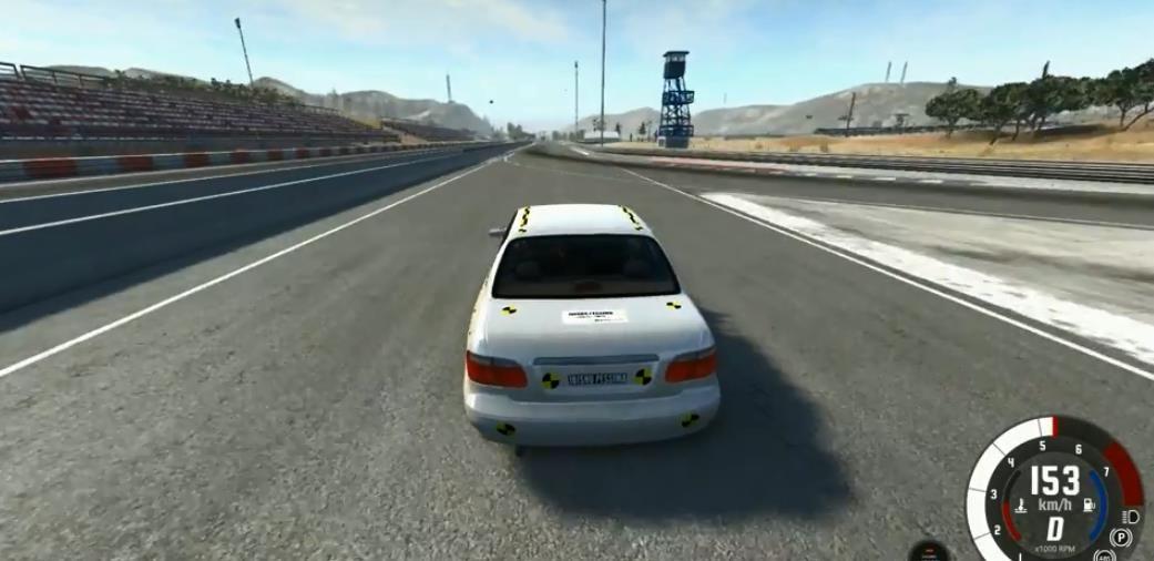BeamNG车祸模拟器2中文版图5