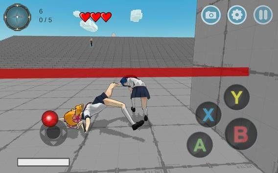 高中校园模拟战争手机游戏安卓版图片4